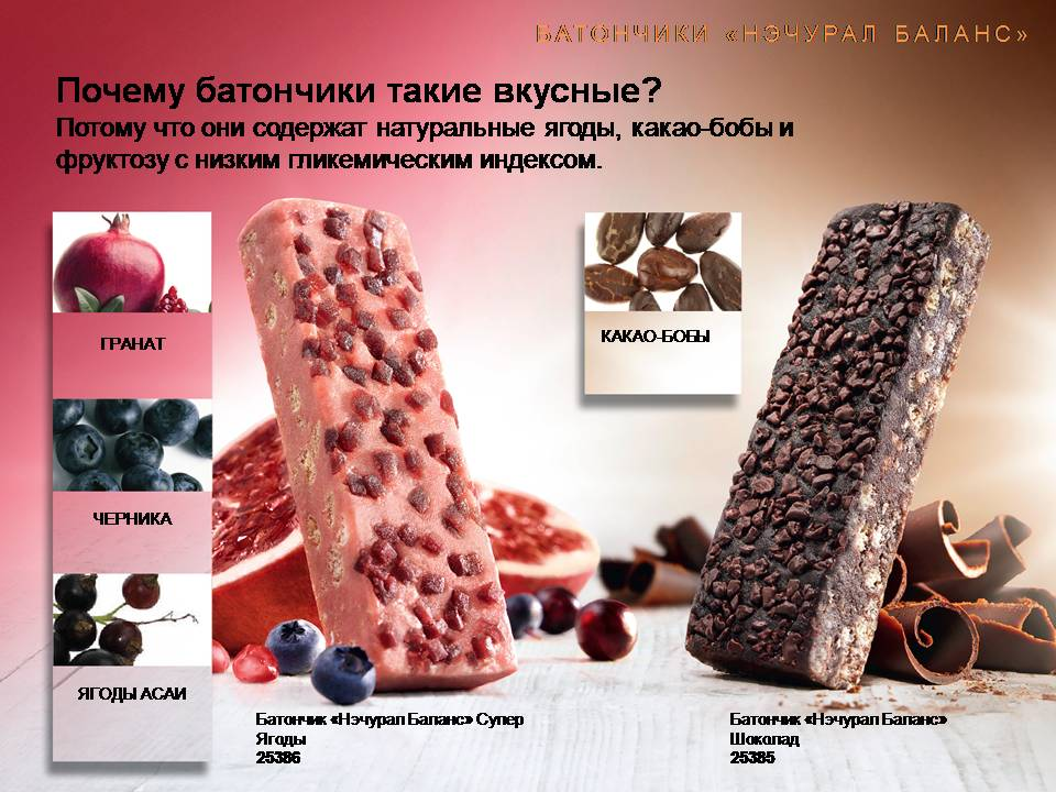 батончики, протеиновые, вэлнэс, орифлэйм