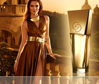 Giordani Gold, орифлэйм