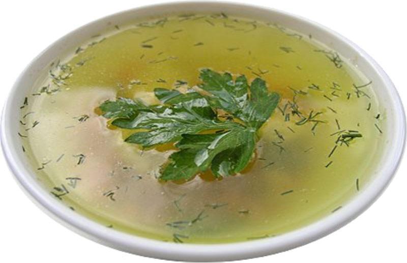 суп, сельдерей, диета